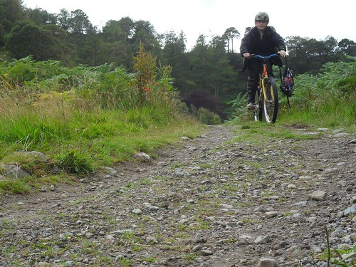 Highland Council summer programme - climbing and trail cycling at Gairloch | by nineonesix