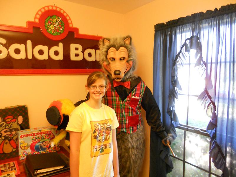 Me, Rolfe, and Earl   At Captain Slappy's house ;)   Emma ...