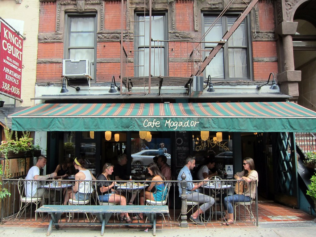 Cafe Mogador Nyc Brunch