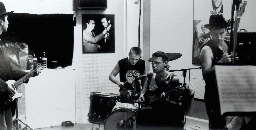 1988 U2 Rattle And Hum LP Vintage 1980s Vinyl B Gatefold