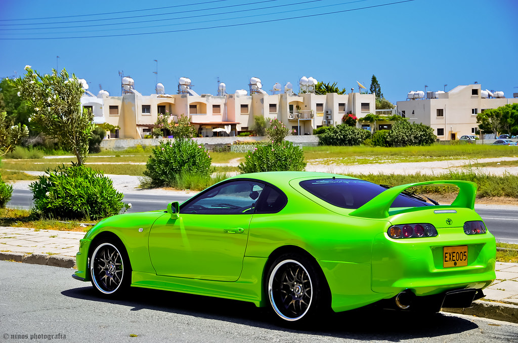 Verde Not A Lambo Or A Ferrari But Is A Great Looking