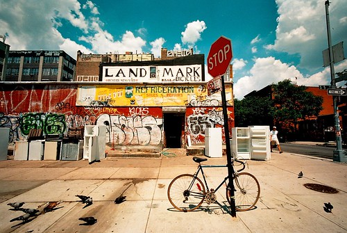 Land Mark, Williamsburg (Bessa-L) | by ravikjolly