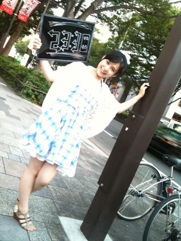 110816(2) - 聲優「津田美波」成為報時軟體《美聲時計3》的第11位生力軍!TVA《我的朋友很少》《WORKING'!!》預告片一同公開!