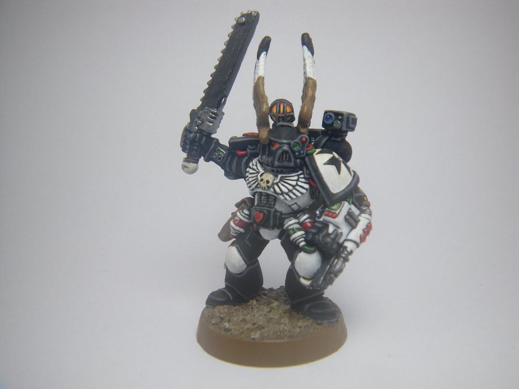 black templar space marine medic totenkopf ch flickr