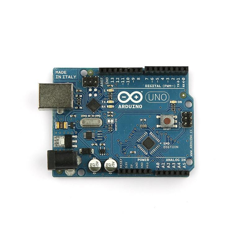 Placa arduino SMD