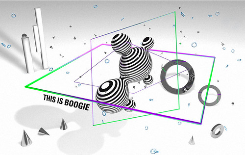Boogie Room | by Boogie // Federico Bogado