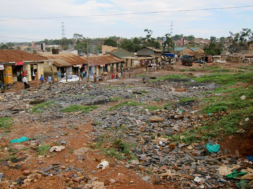 Kampala Uganda  city photos : Kampala, Uganda | Eviction site, Kisenyi, Kampala | Shack Dwellers ...