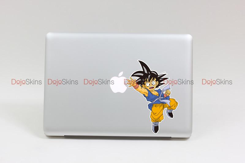 Goku Dragon Ball GT Macbook Decal Goku Returns As His Lo Flickr - Spongebob macbook decal
