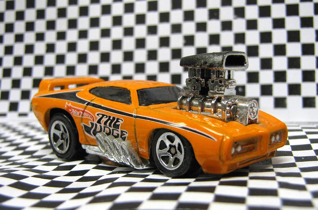 Hot Wheels Tooned 69 Pontiac GTO | Hot Wheels Tooned 69 ...