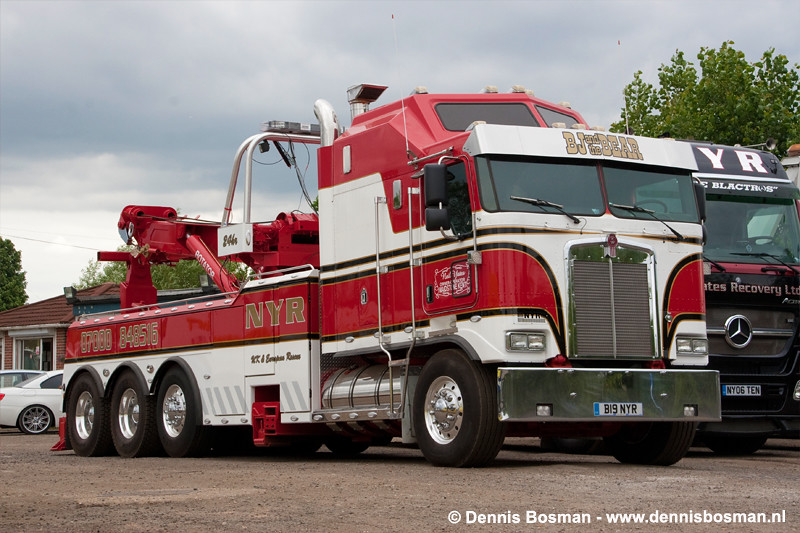Kenworth K100 Neil Yates Recovery | My latest project is ...