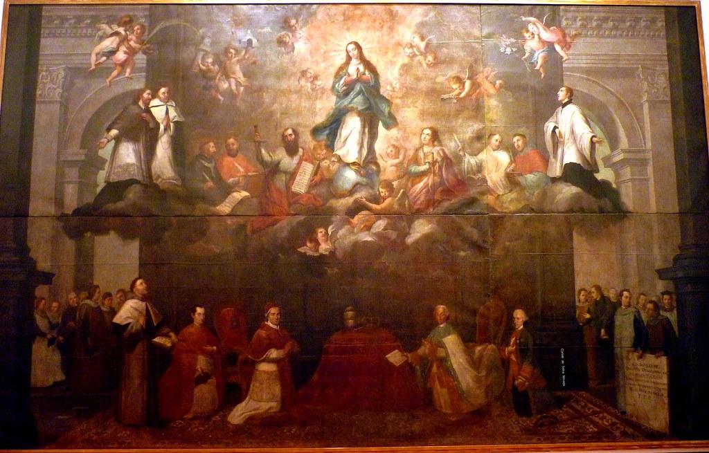 Inmaculada Vallejo Mna Glorificaci 243 N De La Inmaculada