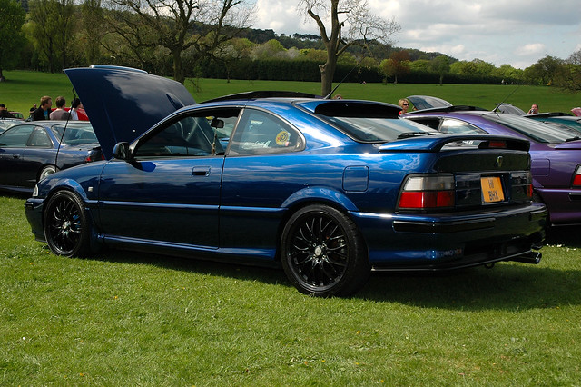 rover 220 turbo coupe 1998 flickr photo sharing. Black Bedroom Furniture Sets. Home Design Ideas