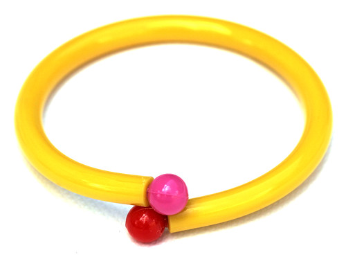 Push Pin Bangle | by Plastic Girl