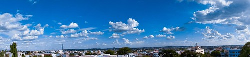Clouds Panorama | by Nagender Boga