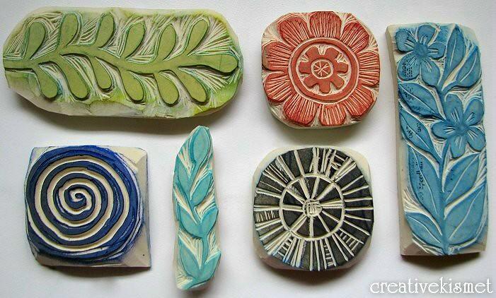 Carved stamps set ged regina lord flickr
