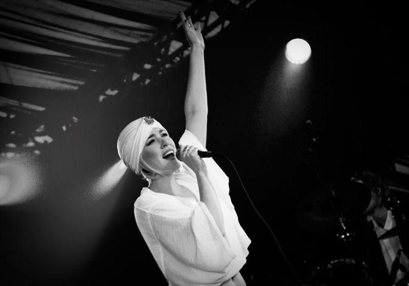 Margaret Berger, Jorddunstfestivalen 14.07.11
