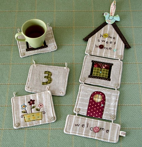 New Home Coaster Set Published In Countdown Calendars