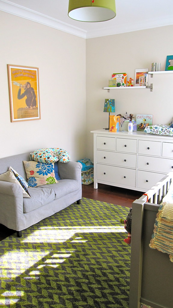 Baby Room Couch Inspo