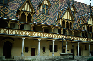Hotel Dieu, Beaune, Burgundy | by Exodus Travels - Reset your compass