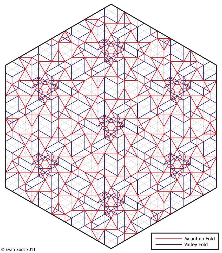 Star Tessellation CP