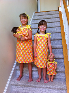 Matching Girls | by Sew Spoiled