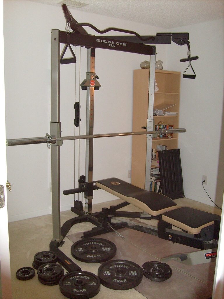 Best gold s gym home gym for sale in manassas virginia for