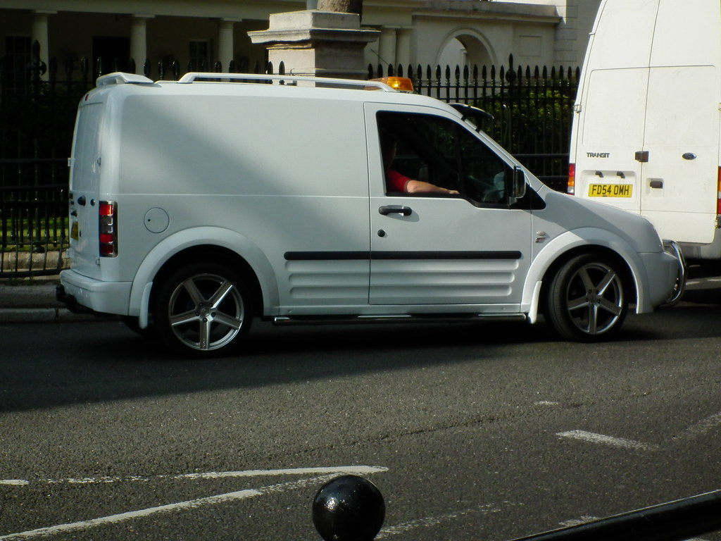 Ford Transit Connect >> Custom Connect | Customized 2007 Ford Transit Connect T200 L… | kenjonbro | Flickr