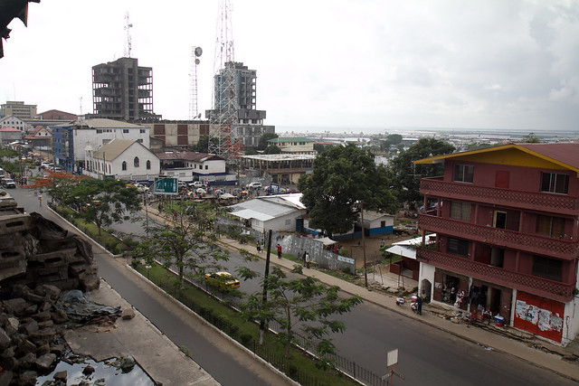 Downtown Monrovia Sungpark Together Scenes O Flickr Photo Sharing