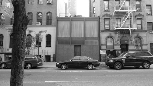 Rockefeller Guest House | 242 E. 52nd Street. Completed in ...