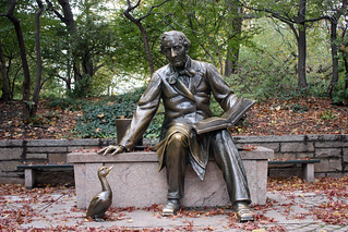 Hans Christian Andersen | by -JvL-