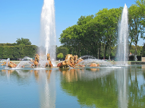 fontaine jardin solaire