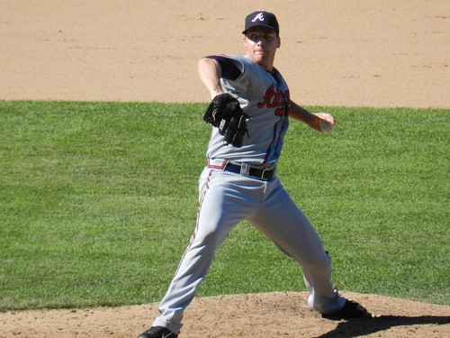 Atlanta Braves Pitcher Eric O'Flaherty | by Chicago Man