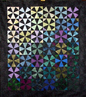 T-Intrigue | by Linda Rotz Miller Quilts & Quilt Tops