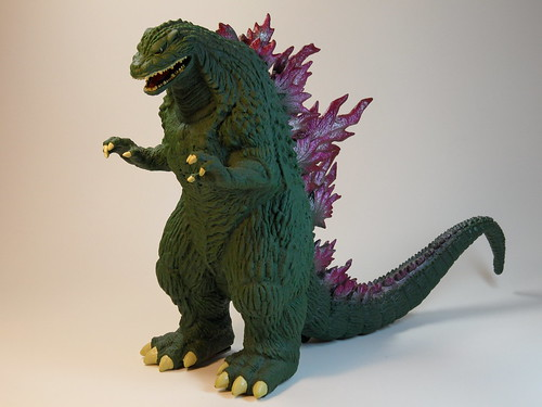 Real Action Godzilla Series - Godzilla vs Megaguirus versi ...