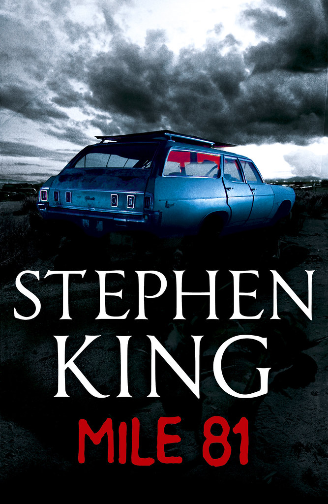 Christine Stephen King Cover Car