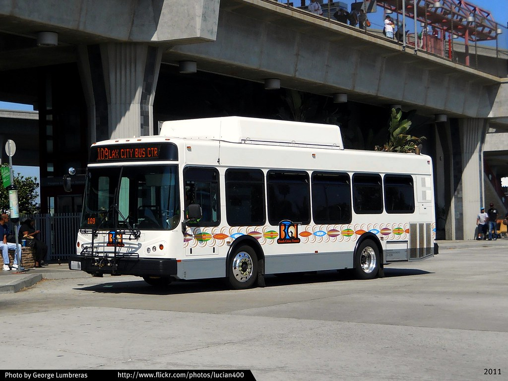 Beach Cities Transit El Dorado Ez Rider Ii Max 0535 Flickr