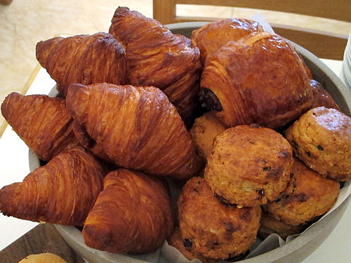 croissants and scones | by David Lebovitz