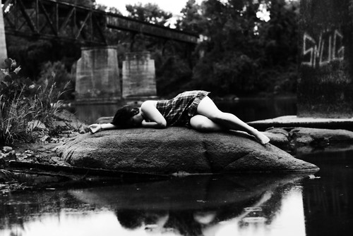 lay me in a river at somebody else's wake | by Rora Elisabeth