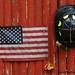 9/11 Remembrance - American Flag FDNY Hat - Long Island