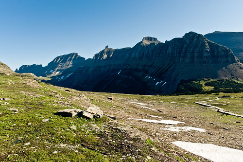 Glacier National Park Trip - The Garden Wall | by www.bazpics.com