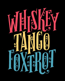 Whiskey Tango Foxtrot | by Esther Aarts