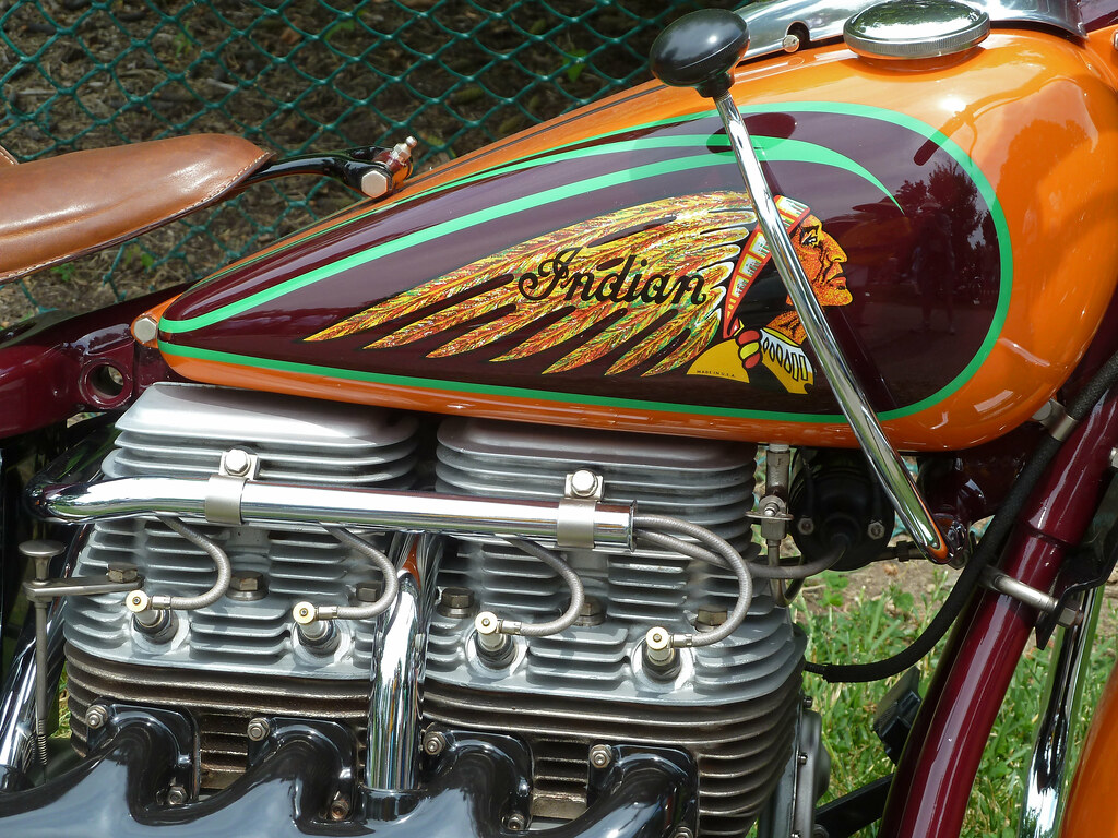 Motorcycle Solid Color Paint Jobs