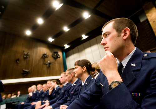 how to get into afrotc