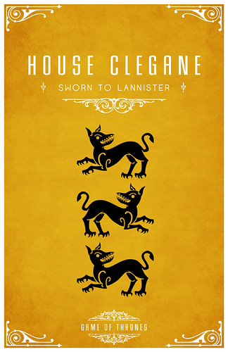 House Clegane | by liquidsouldesign