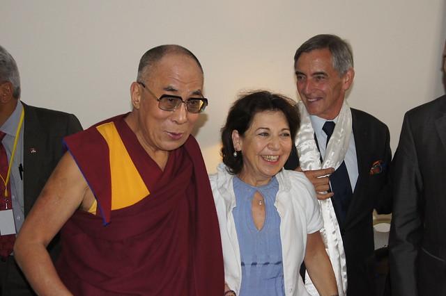 Comment rencontrer le dalai lama