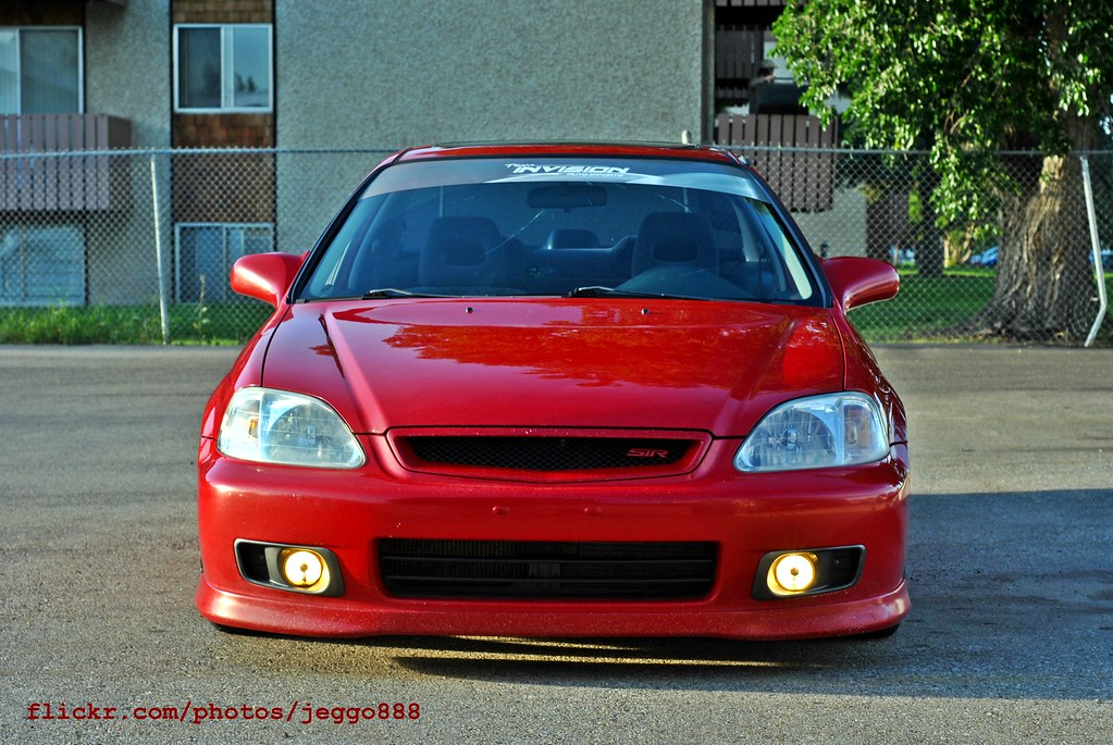 2000 Honda Civic Sir Ron Flickr