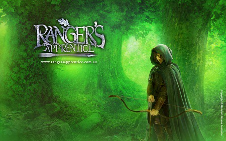 Image result for ranger's apprentice poster