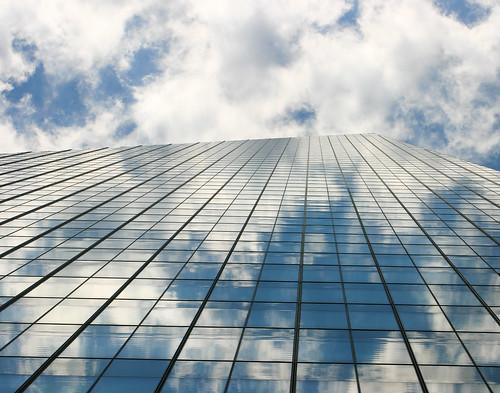 More big building reflections nonsense