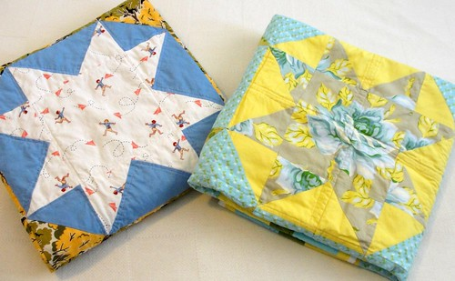 Swoon Baby Quilts | by katedeerie