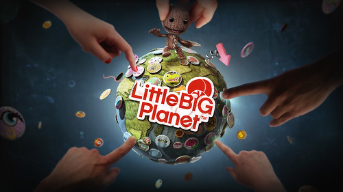 LBP_PSVita_TouchPlanet | by PlayStation.Blog